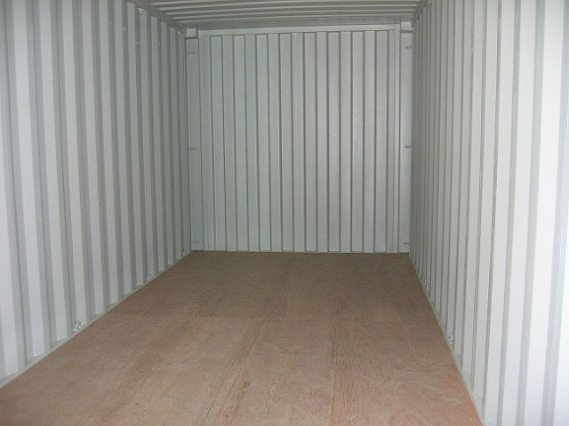 Dry 20 pieds neuf3 interieur achat containers for Achat container d occasion