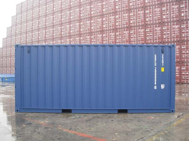 Achat containers achetez votre container le meilleur for Plan container 20 pieds